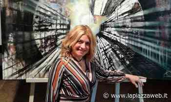 """Quinto di Treviso, Sonia Ervas: """"La mia arte? Potenza ed energia"""" - La Piazza"""