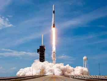 MUSK MAKES HISTORY: SpaceX just launched 2 people into orbit for the first time, kicking off the rocket company's most important mission since its founding 18 years ago