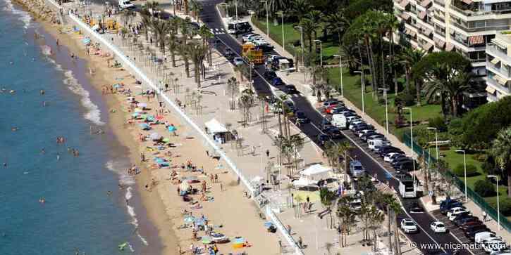 Le littoral de la Côte d'Azur sous le soleil ce dimanche, l'arrière-pays sous la pluie et les orages