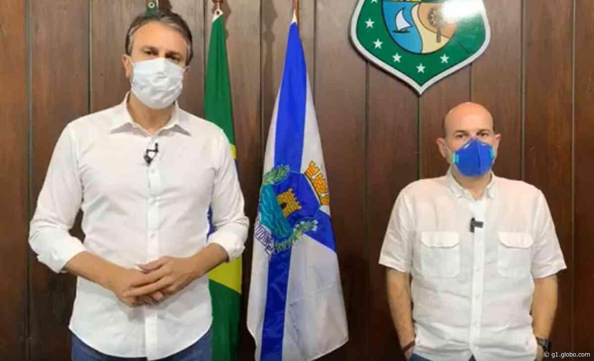 Além de Fortaleza, mais sete cidades do Ceará terão regras de isolamento social rígido, anuncia governo - G1