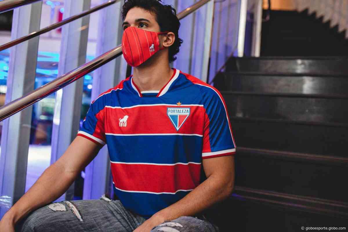 Fortaleza lança nova camisa Tradição 2020; veja fotos - globoesporte.com
