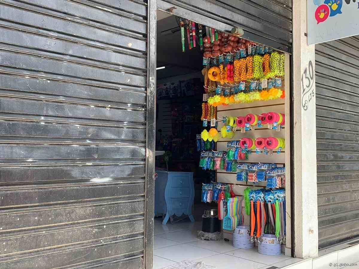 Comerciantes furam lockdown, antecipam reabertura de lojas e geram aglomerações em Fortaleza - G1