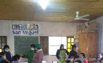 Inaugurarán biblioteca popular en el comedor del barrio Quilmes - El Litoral