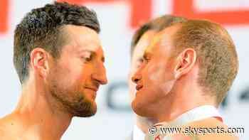 Untold story: Froch-Groves II row that raged