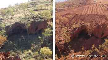 The destruction of two rock shelters in WA reveals a disturbing lack of appreciation for our heritage