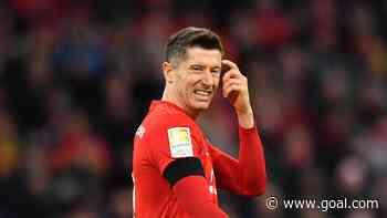 Flick reveals Lewandowski chat before Bayern star breaks 'surprise' duck