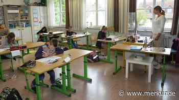 Weilheim-Schongau: An der Wäscheleine in die Grundschule - die Lehrer sind genervt | Penzberg - merkur.de