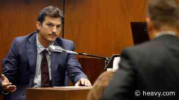 Ashton Kutcher Testified At Hollywood Ripper Michael Gargiulo's Trial - Heavy.com