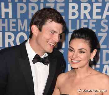 Ashton Kutcher and Mila Kunis Are Listing Their Beverly Hills Mansion for $14 Million - Observer