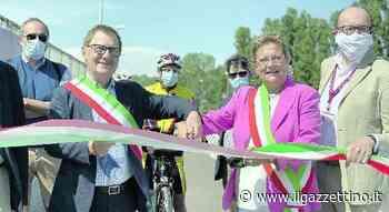 Pronta la ciclabile: taglio del nastro sul percorso che collega Jesolo con Cavallino-Treporti - Il Gazzettino
