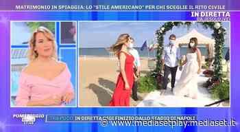 """Il sindaco di Jesolo: """"Apro le spiagge per i matrimoni"""" - Mediaset Play"""