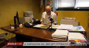 Mercati settimanali di Jesolo: le nuove disposizioni. Parla Perazzolo - Televenezia