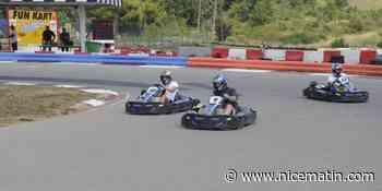 Un déconfinement accéléré et sécurisé sur la piste de karting de la Sarrée au Bar-sur-Loup