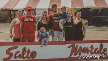 Circus Salto Mortale in Rangendingen: Gestrandeter Zirkus ist in Existenznot geraten - SWP