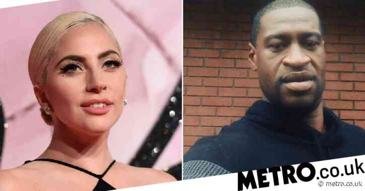 Lady Gaga brands Trump a 'racist' and a 'fool' as she calls for change following George Floyd's murder in powerful statement