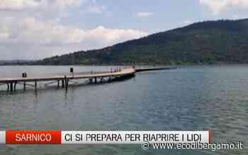 Sarnico si prepara per riaprire i lidi - L'Eco di Bergamo