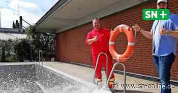 Wedemark - DLRG trainiert wieder im Freibad – doch was wird aus den Schwimmanfängern? - Schaumburger Nachrichten
