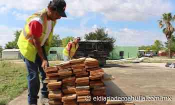 Entrega gobierno de Coahuila material para reparación de viviendas dañadas en Zaragoza y Nava - El Diario de Coahuila