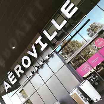 Seine-Saint-Denis. Le centre commercial Aéroville à Tremblay-en-France annonce sa réouverture - actu.fr
