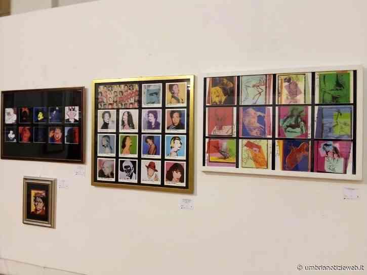 """Terni, è di nuovo l'ora di Warhol Riapre i battenti a """"Palazzo di Primavera"""", fino al 9 agosto, la mostra che ha resistito al """"Covid 19"""". Inserite opere originali su tela esposte per la prima volta in Italia - Umbria Notizie"""
