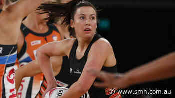 Delayed Super Netball season a lucky break for Magpie star Browne - Sydney Morning Herald
