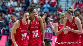 England's Rachel Dunn relives Netball World Cup magic with Sky Sports watchalong - Sky Sports