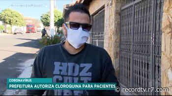 Pacientes recebem coquetel com hidroxicloroquina autorizado pela prefeitura de Porto Feliz (SP) - R7
