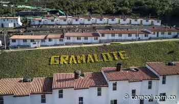 Se reanudan obras de infraestructura en el Nuevo Gramalote - Caracol Radio