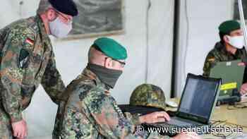 Bundeswehr führt digitales System zur Gefechtsführung ein - Süddeutsche Zeitung
