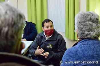 """""""Nos sentimos como una verdadera zona de sacrificio"""": alcalde de Peñaflor acusa abandono del Gobierno e insiste con llamado a cuarentena total - El Mostrador"""