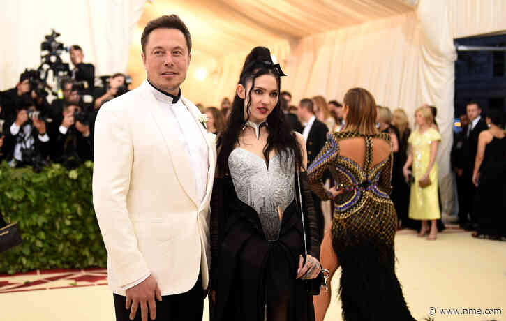 Grimes nicknames her son with Elon Musk 'Little X'