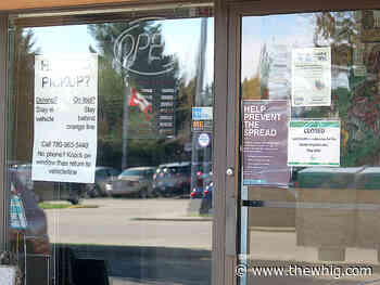 Spruce Grove, Stony Plain Public Libraries now in business curbside - The Kingston Whig-Standard