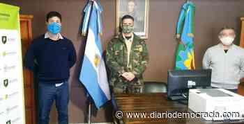Intensifican el patrullaje en zonas rurales de Chacabuco - Diario Democracia