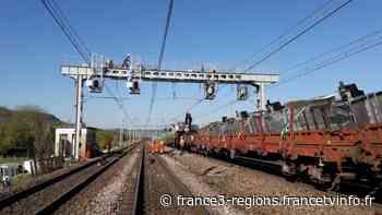 La SNCF achève quatre ans de travaux entre Montbard et Dijon - France 3 Régions