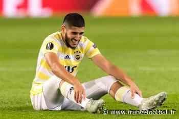 Dijon : Yassine Benzia gravement blessé à la main gauche - France Football