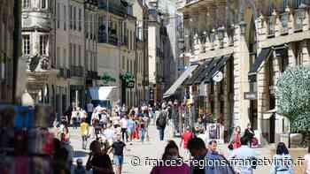 Dijon : les mesures de soutien aux commerces bien accueillies - France 3 Régions