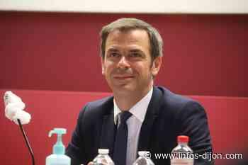 DIJON : Le ministre de la Santé est arrivé au CHU - infos-dijon.com