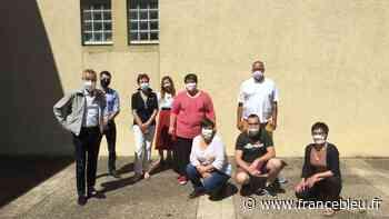Coronavirus : 3000 masques fabriqués dans le quartier Montchapet à Dijon - France Bleu