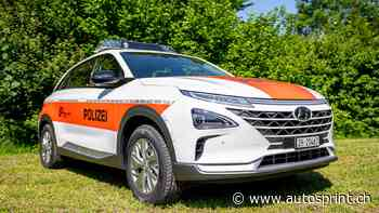 Hyundai: Patrouillen testen Umwelt-Nexo - AutoSprintCH