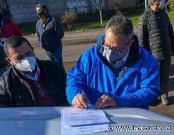 Constructora iniciará pavimentación de calle San Ignacio en sector de Río Viejo - La Discusión
