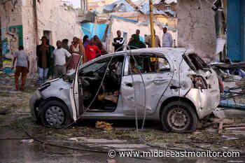 Somalia: Bomb blast kills 10, wounds over 13 civilians – Middle East Monitor - Middle East Monitor