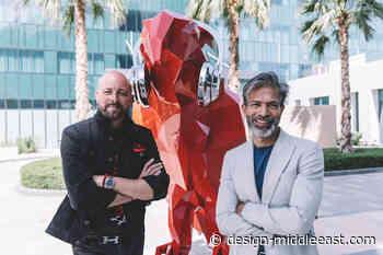 Radisson RED Hotel unveils new sculpture - DESIGNME