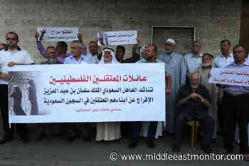 Health of Hamas representative in Saudi deteriorates in prison - Middle East Monitor