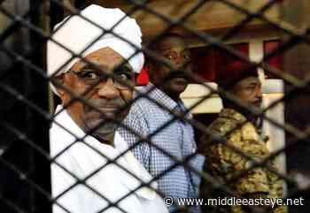 Coronavirus spreading through Sudan prison holding Bashir and his allies - Middle East Eye