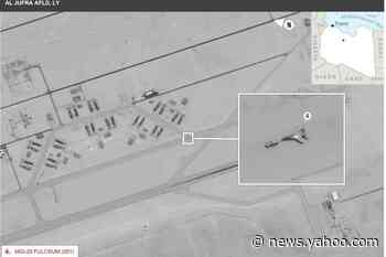 Russian warplanes in Libya could open new phase in Middle East's biggest proxy war - Yahoo News