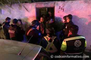 Detienen a dos personas en Cerrito Colorado, celebraban cumpleaños con más de 20 invitados - Códice Informativo
