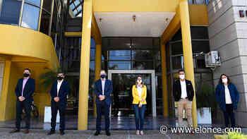 Bordet y Stratta se reunieron con intendentes vecinalistas en Cerrito - Política - Elonce.com