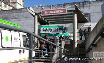 Lo apuñalaron en la puerta de su casa del barrio Cerrito Sur - 0223 Diario digital de Mar del Plata