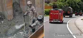 Bomba a Vadena, gli artificieri di Trento hanno completato il disinnesco. L'ordigno è stato svuotato dall'esplosivo - il Dolomiti