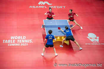 ITTF hold webinar as part of World Table Tennis roll out - Insidethegames.biz
